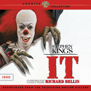 Album Stephen King's IT (Soundtrack from the Television Motion Picture) from Richard Bellis