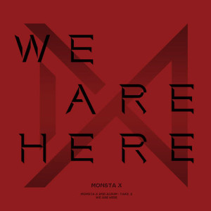 Monsta X的專輯Take.2 We Are Here.
