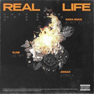 Album Real Life (Explicit) from Nadia Nakai