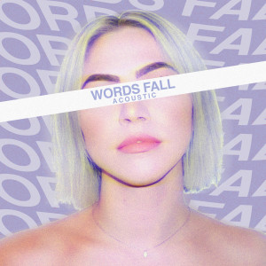 Album Words Fall Acoustic from JOEY DJIA