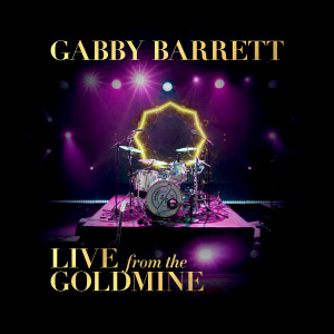 Footprints On The Moon (Live From The Goldmine) dari Gabby Barrett