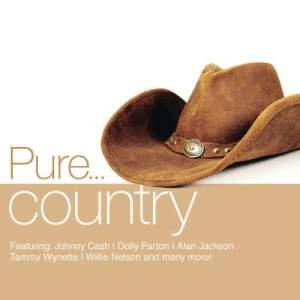 อัลบั้ม Pure... Country