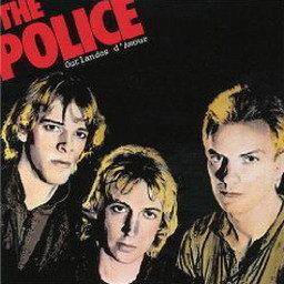 Outlandos D'Amour dari The Police