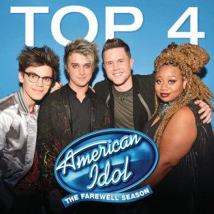 Album American Idol Top 4 Season 15 from Various Artists