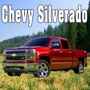 Sound Ideas的專輯Chevy Silverado Sound Effects