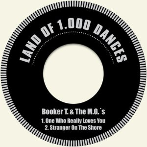 Album One Who Really Loves You from Booker T.