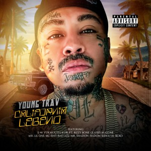 Album California Legend (Explicit) from Young Trav
