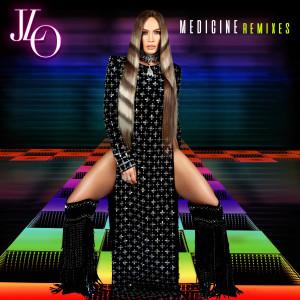 Album Medicine Remixes from Jennifer Lopez