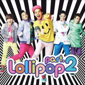 BIGBANG的專輯Lollipop Pt. 2