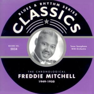 Album 1949-1950 from Freddie Mitchell