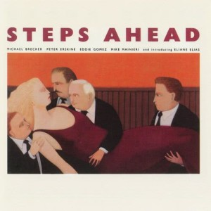 Album Steps Ahead from Steps Ahead