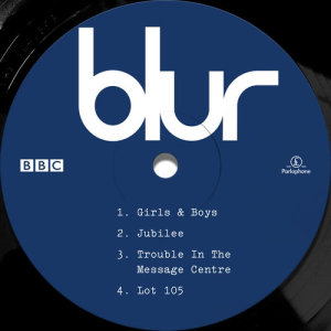 Album Live At The BBC from Blur