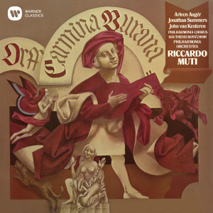 Riccardo Muti的專輯Orff: Carmina Burana