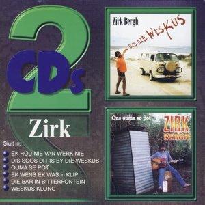 Album Dis Die Weskus/Ons Ouma Se Pot from Zirk Bergh