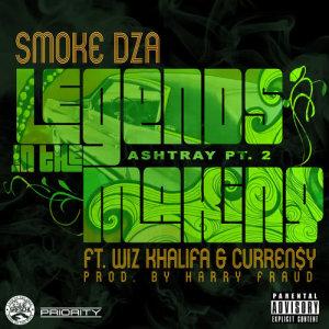 Smoke DZA的專輯Legends In The Making