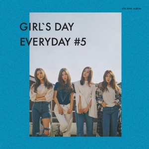 Girl's Day的專輯GIRL`S DAY EVERYDAY #5