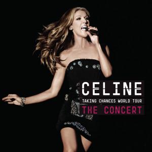 Céline Dion的專輯為愛冒險 世界巡迴演唱會