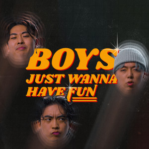 Album BOYS JUST WANNA HAVE FUN from UPTOWN BOYBAND