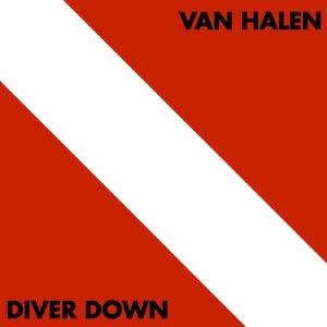 Album Diver Down from Van Halen