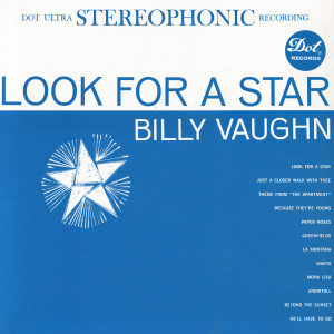 Album Look For A Star from Billy Vaughn