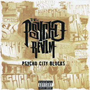 Album Psycho City Blocks EP from Psycho Realm