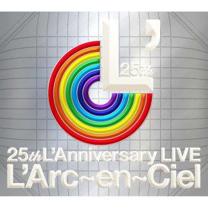 L'Arc-en-Ciel的專輯25th L'Anniversary LIVE