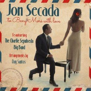 อัลบัม To Beny Moré With Love (feat. The Charlie Sepulveda Big Band) ศิลปิน Jon Secada