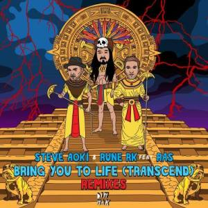 Album Bring You To Life (Transcend) (feat. RAS) from Rune RK