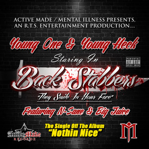 Album Back Stabbers (They Smile in Your Face)[feat. N-Sane & Big Jucie] from Young One