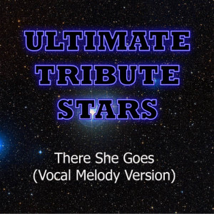 Ultimate Tribute Stars的專輯Taio Cruz feat. Pitbull - There She Goes (Vocal Melody Version)