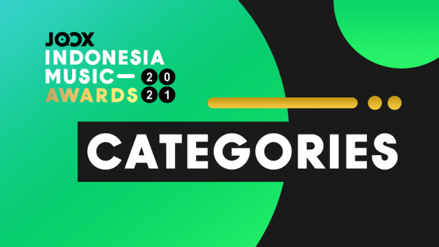 JIMA 2021 Updates: Kategori & Nominasi JOOX Indonesia Music Awards 2021