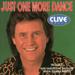 Album Just One More Dance from Clive Bruce