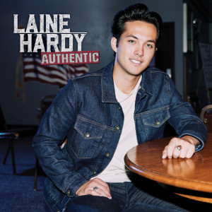 Album Authentic from Laine Hardy