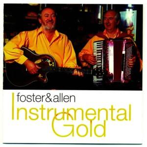 Album Instrumental Gold from Foster & Allen