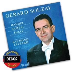 Raymond Leppard的專輯Arias By Handel, Rameau & Lully