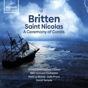 BBC Concert Orchestra的專輯Saint Nicolas, Op 42: Nicolas Comes to Myra and Is Chosen Bishop