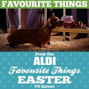 """Album Favourite Things (From The """"Aldi - Favourite Things Easter"""" T.V. Advert) from Mary Martin"""