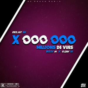 Album Millions de vues (Explicit) from Deejay SK