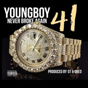 Youngboy Never Broke Again的專輯41