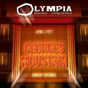 Album Olympia 1977 from Georges Moustaki