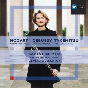 收聽Sabine Meyer的Clarinet Concerto in A K622: I. Allegro歌詞歌曲