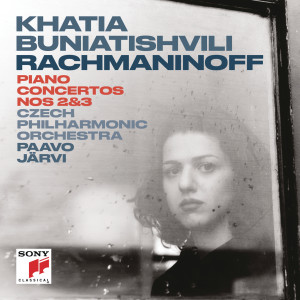 Khatia Buniatishvili的專輯Rachmaninoff: Piano Concerto No. 2 in C Minor, Op. 18 & Piano Concerto No. 3 in D Minor, Op. 30
