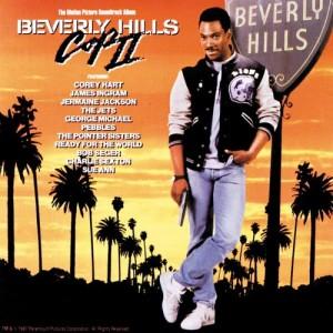 Album Beverly Hills Cop II from 比弗利山警探