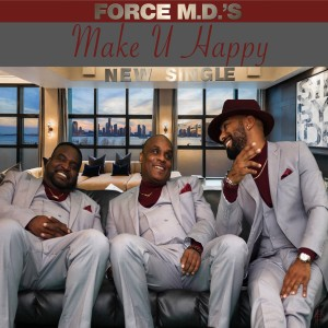 Album Make U Happy from Force M.D.'s