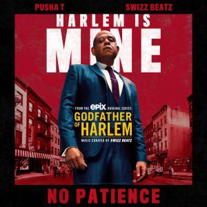 Album No Patience from Swizz Beatz