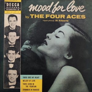 Album Mood For Love (1955) from The Four Aces