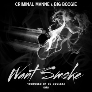 Album Want Smoke (feat. Big Boogie) (Explicit) from Big Boogie
