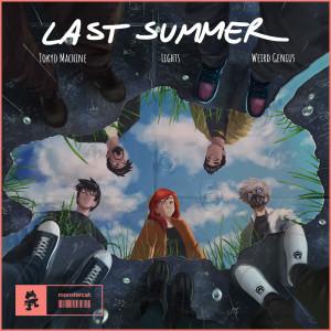 Tokyo Machine的專輯Last Summer (Explicit)