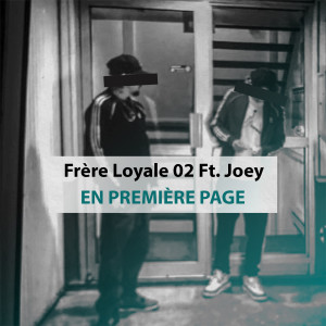 Album En première page from Joey