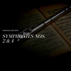 Album Symphonies Nos. 2 & 4 from BBC Symphony Orchestra